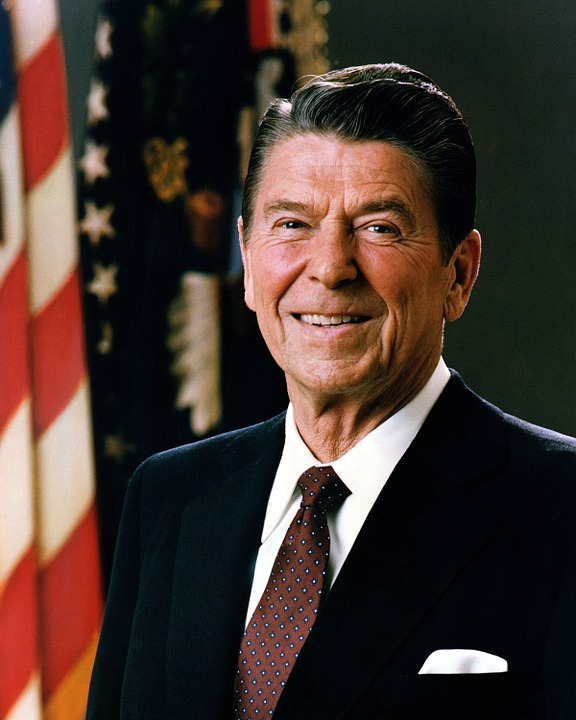 why ronald reagan is the greatest president in united states history